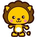 58.傷つきやすいライオン(シルバー)